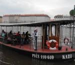Лодки на Влтаве