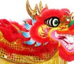 Как дедушка Лао и малыш Сяо прогнали чудовище